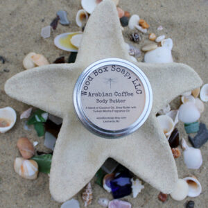 Coffee & Spice Body Butter